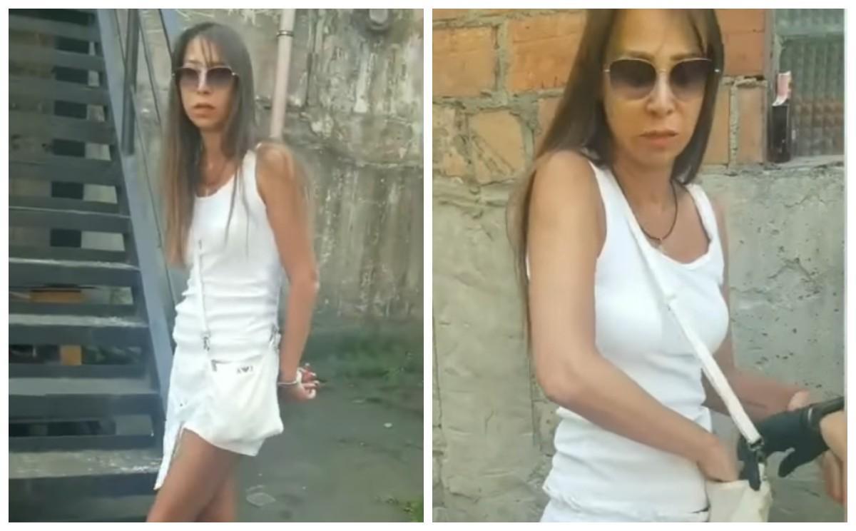 Киянка вже двічі була засуджена за водіння напідпитку / фото - facebook.com/KyivOperativ