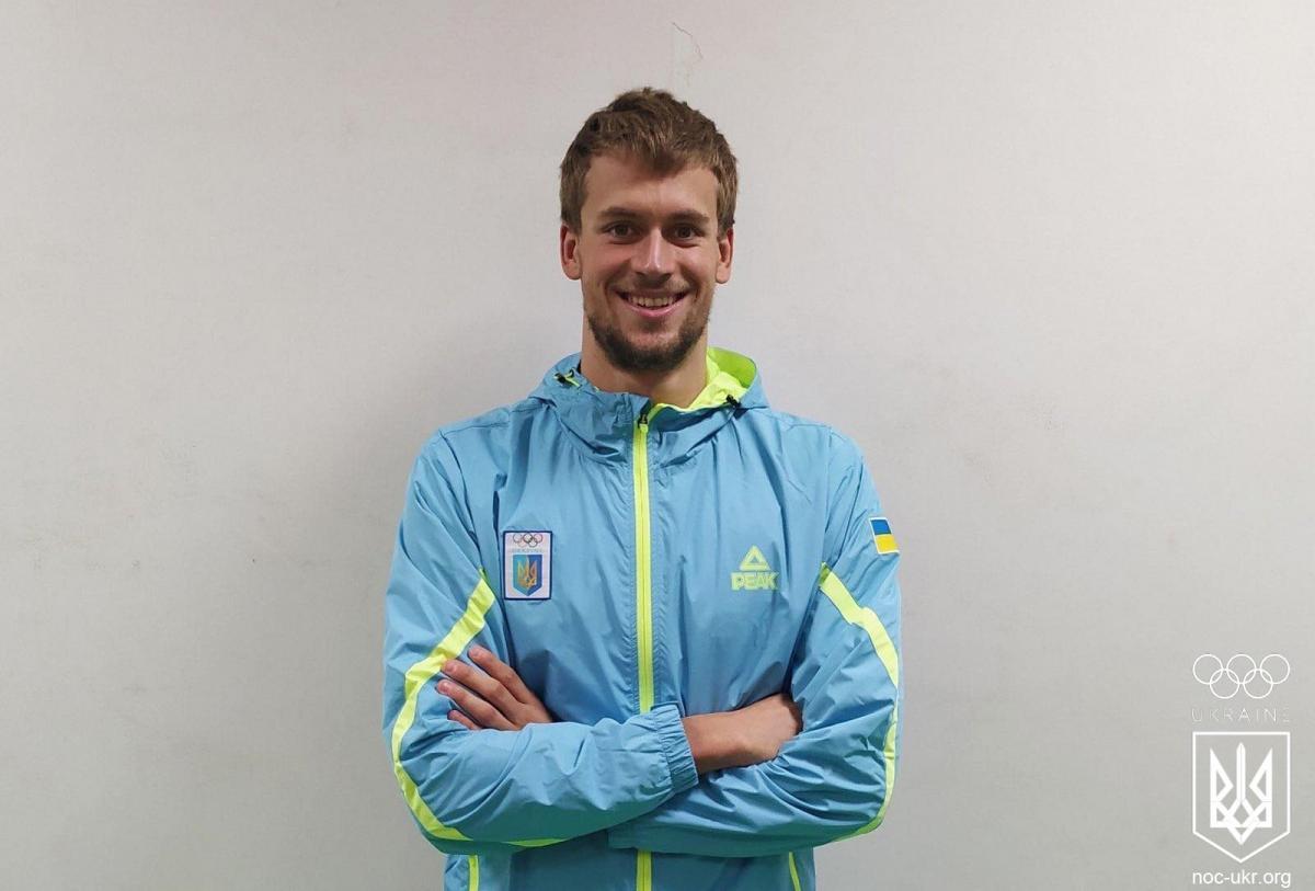 Михаил Романчук принес Украине четвертую медаль / фото: НОК Украины