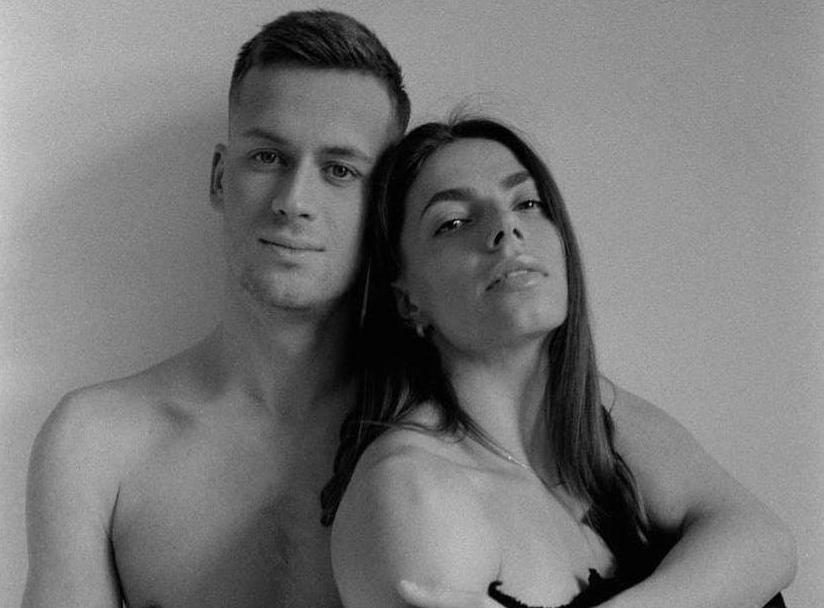 Марина Бех-Романчук и Михаил Романчук / фото instagram.marynabekh