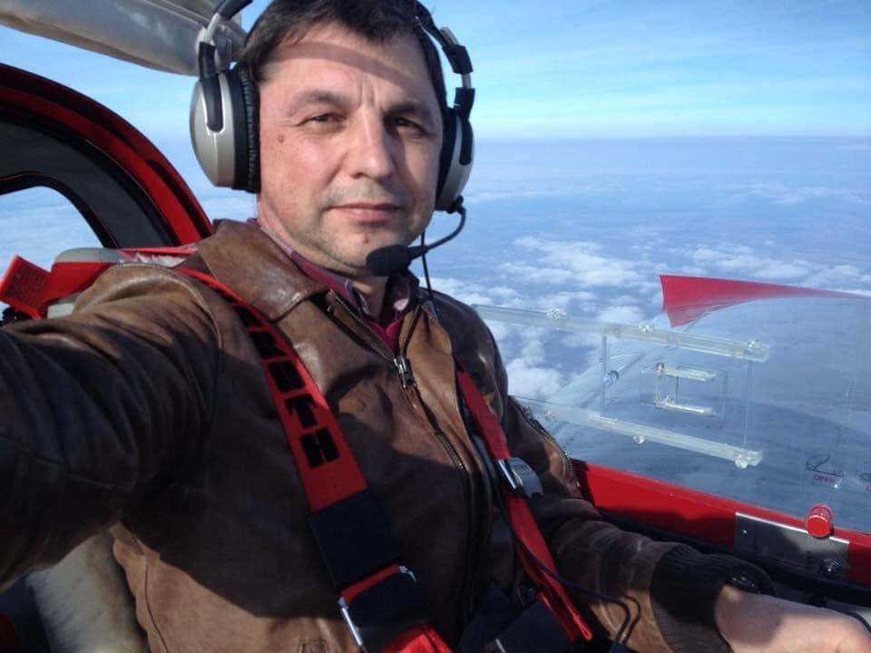 Друзі та рідні про Ігоря Табанюка говорять як про людину, яка хворіла небом / фото Коломийський аеродром малої авіації