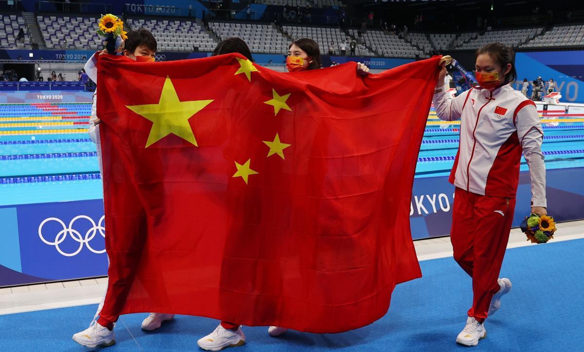 Китай вернулся в лидеры / фото REUTERS