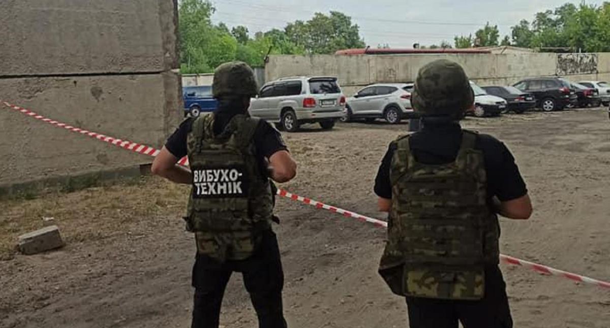 Співробітниками поліції проводяться усі невідкладні заходи / lg.npu.gov.ua