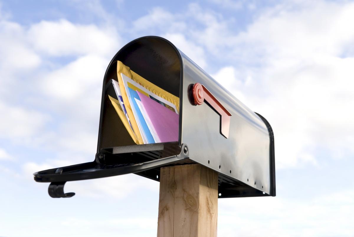 День народження поштової скриньки / depositphotos.com