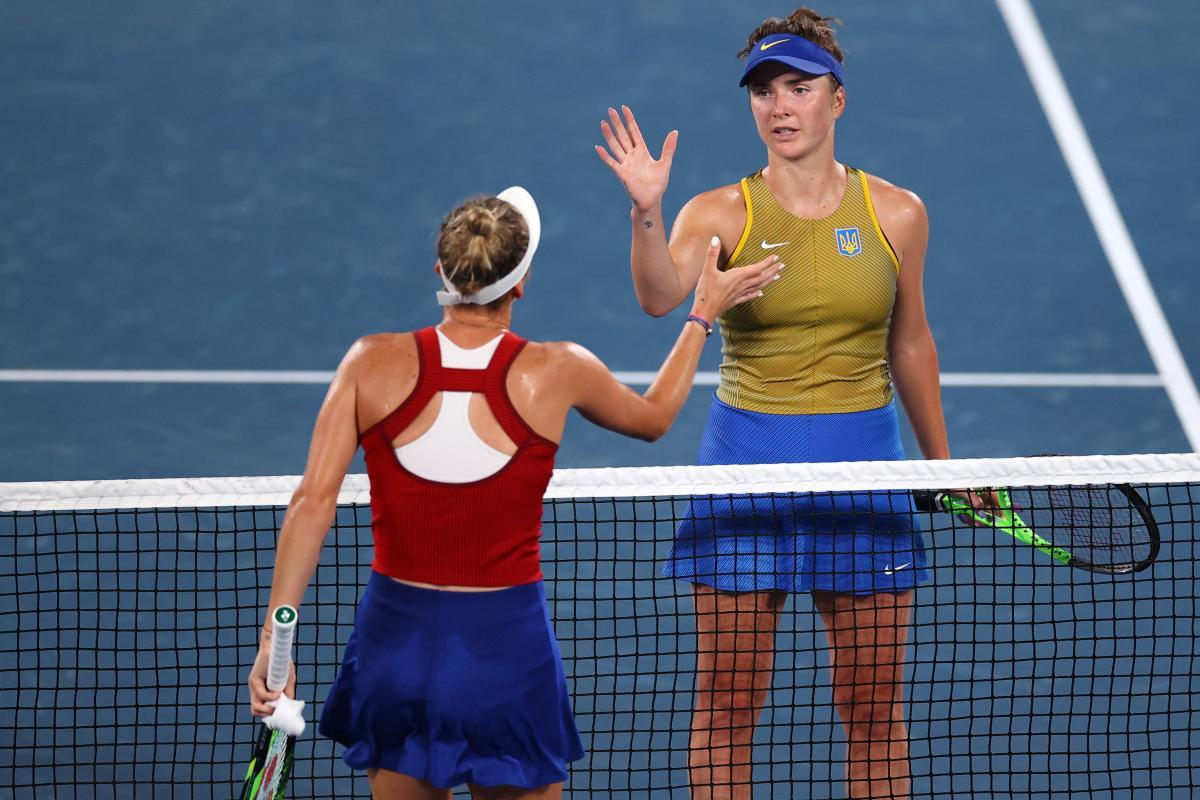 Элина Свитолина проиграла в полуфинале / фото REUTERS