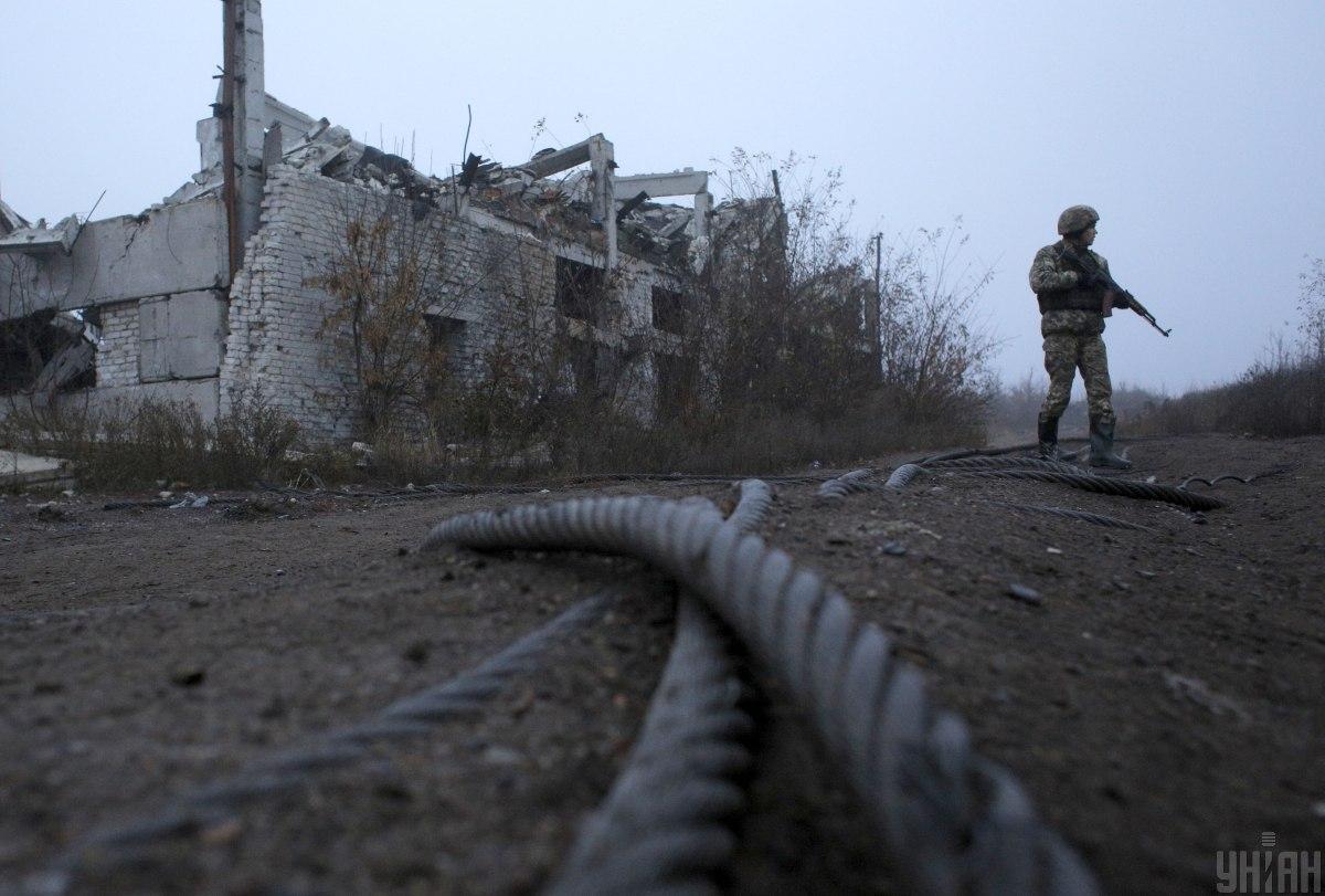 Наразі важливо гарантувати безпечне функціонування шахт, які знаходяться на підконтрольній Україні території / фото УНІАН