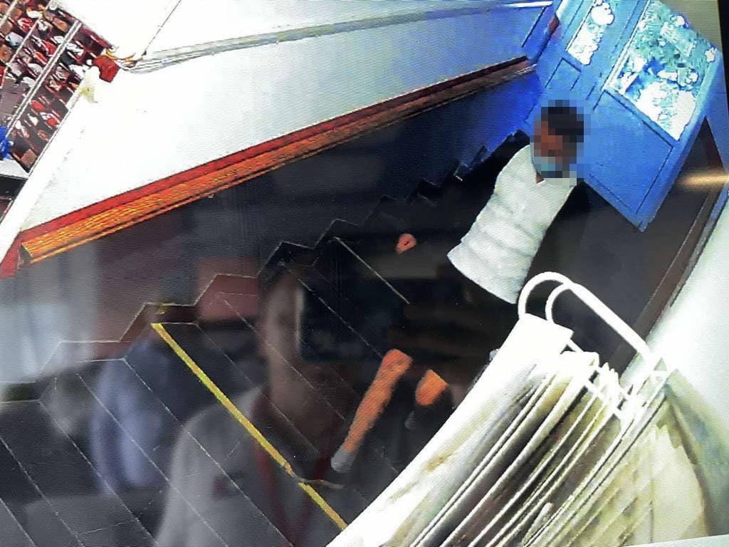 Затримали підозрюваного в підривах поштоматів / фото прес-служба Київської міської прокуратури