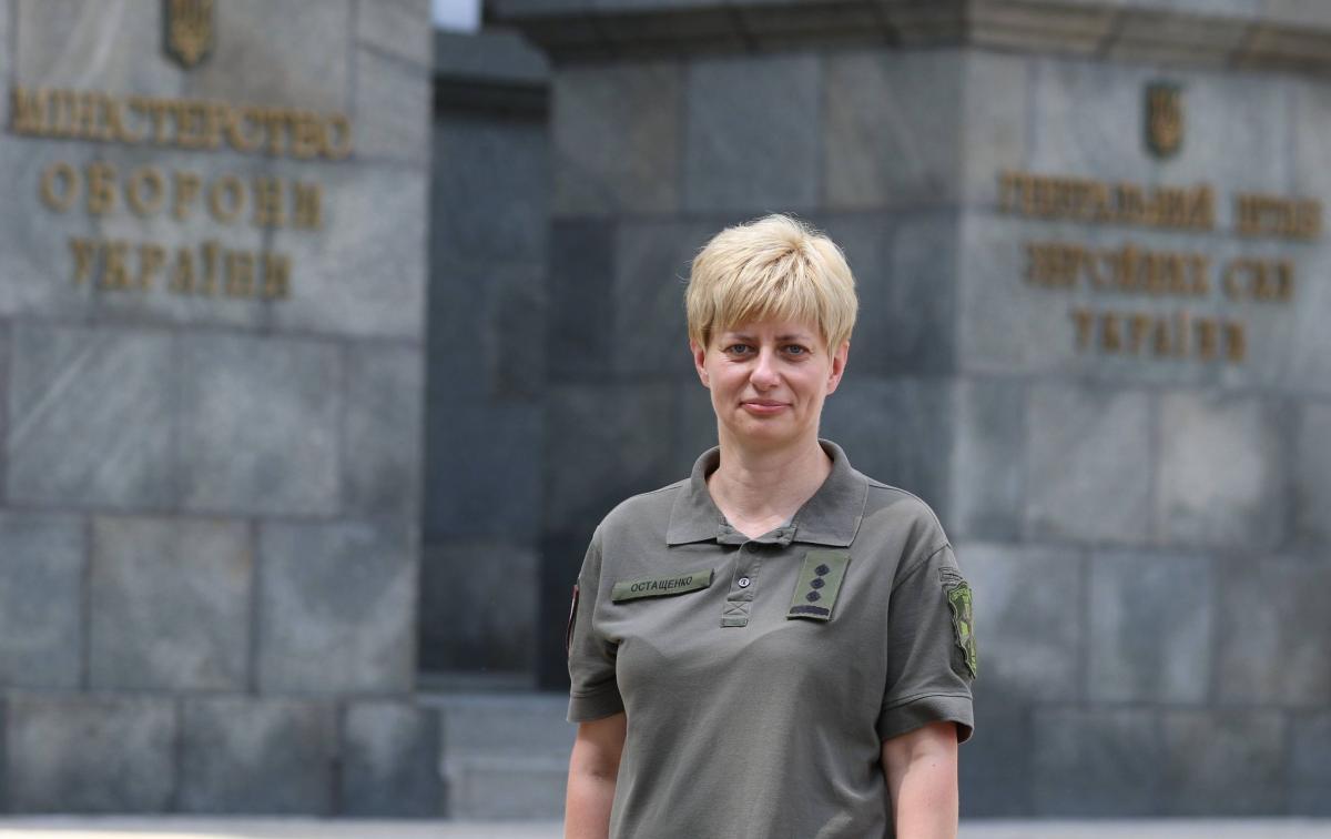 Зараз майже чверть загальної чисельності Збройних сил — це жінки / фото - mil.gov.ua