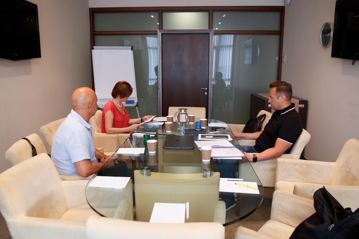 В сотрудничестве с «Экополис ХТЗ» также заинтересованы немецкие компании