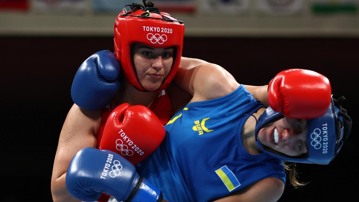 Анна Лысенко проиграла свой бой / фото REUTERS
