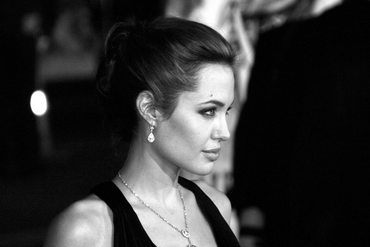 Анджеліна Джолі / depositphotos.com