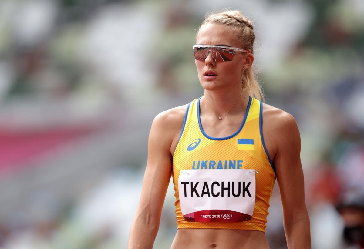 Виктория Ткачук пробилась в полуфинал по легкой атлетике / фото REUTERS