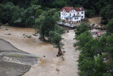 Руйнівні повені можуть почастішати: дослідники змоделювали клімат у Європі