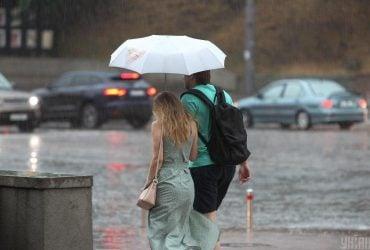 В ближайшее время на Киевщину налетит гроза со штормовым ветром - синоптики