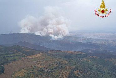 Италия, Испания и Франция страдают от лесных пожаров (фото, видео)
