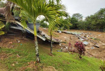 Коста-Рику накрили найсильніші за останні 40 років дощі (фоторепортаж)