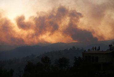 Украинский пожарный самолет отправится на помощь в Турцию
