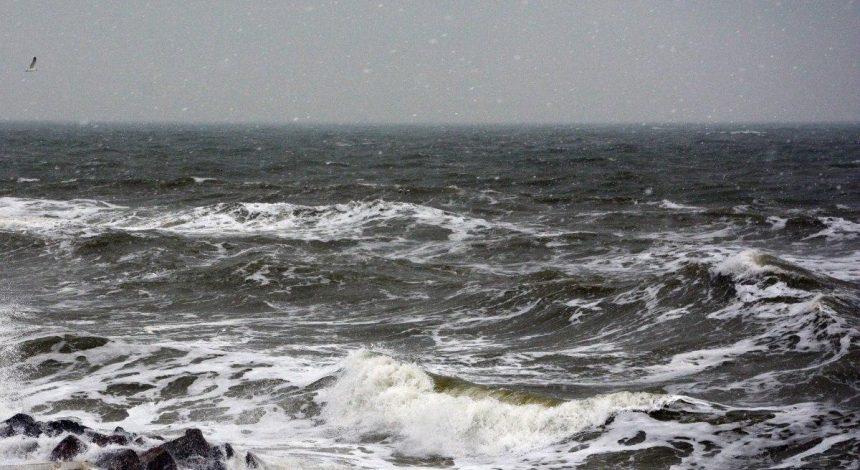 Сотні шльопанців викинуло на берег Сочі: туристи і місцеві кинулися їх збирати (відео)