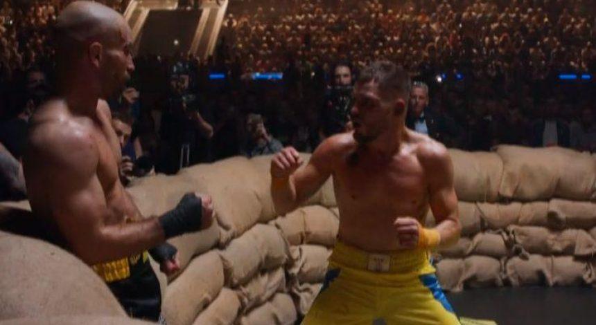 Украинский боксер Беринчик избил россиянина в поединке на голых кулаках (видео)