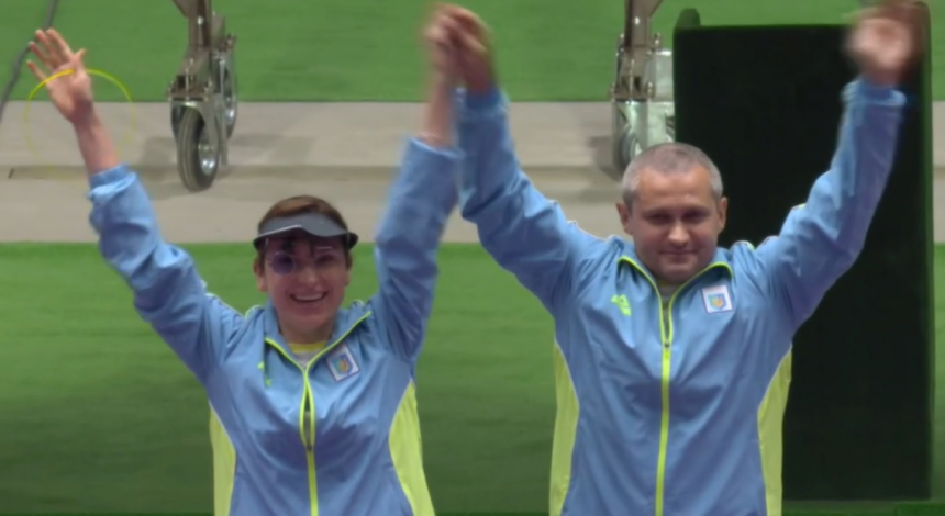 Украина завоевала третью медаль на Олимпиаде в Токио (фото)