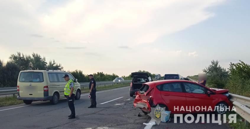 В аварии на Одесчине пострадали двое детей / фото od.npu.gov.ua
