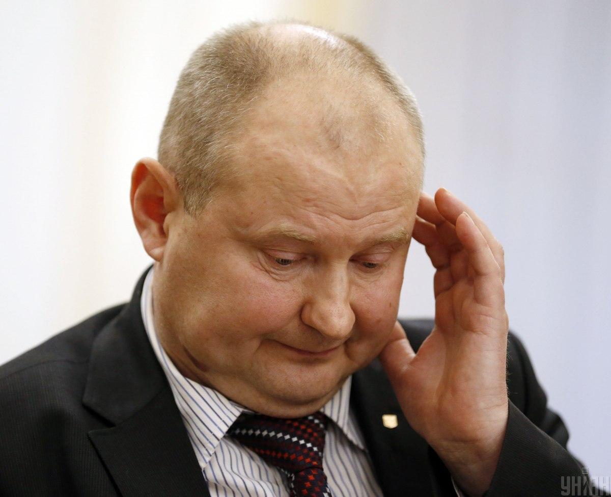 СБУ передала Чауса НАБУ / фото УНИАН