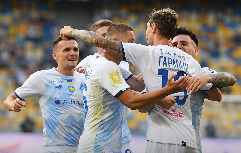 Динамо здобуло розгромну перемогу / фото Динамо Київ