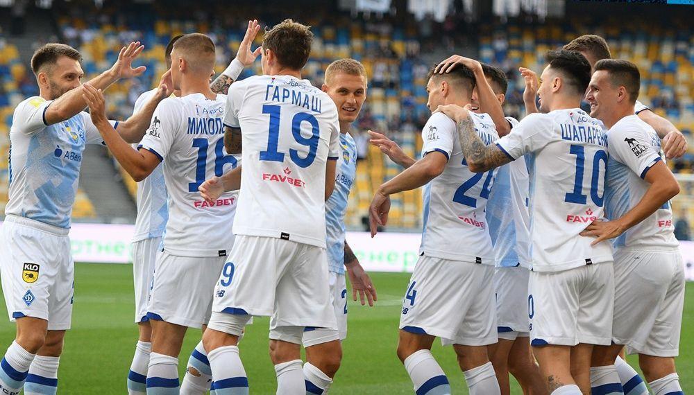 Динамо стартувало з перемоги / фото Динамо Київ