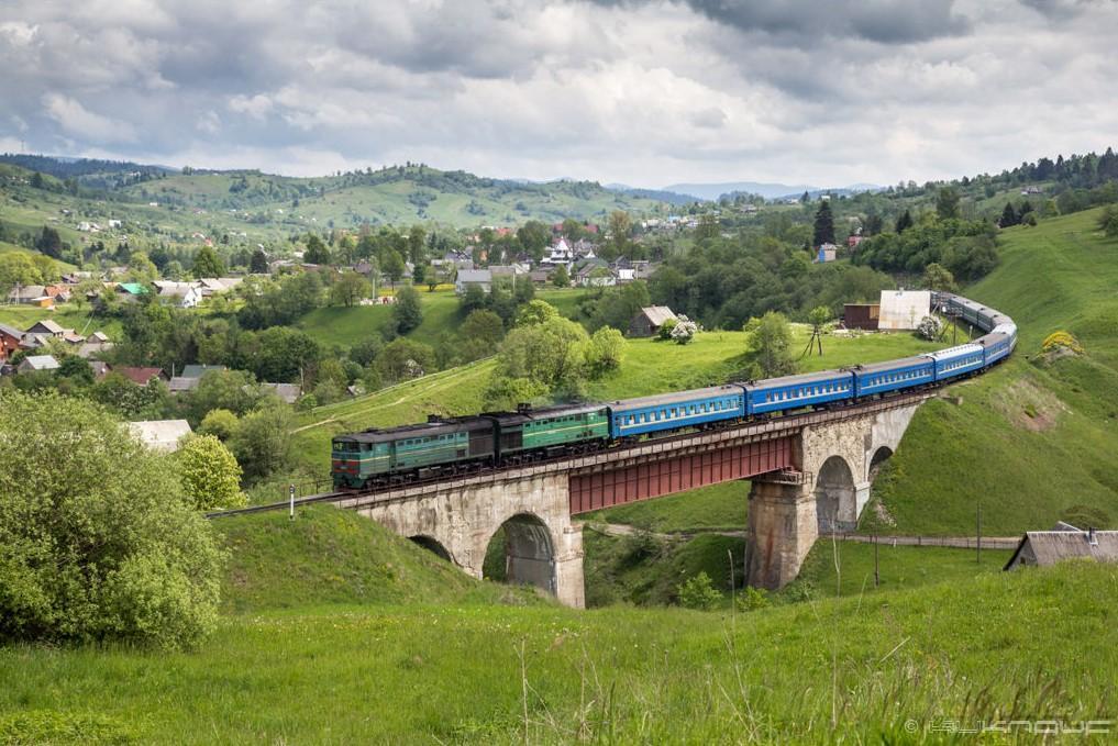 Непогода задержала поезда с западного направления/ фото Schnitzel_bank у Flickr