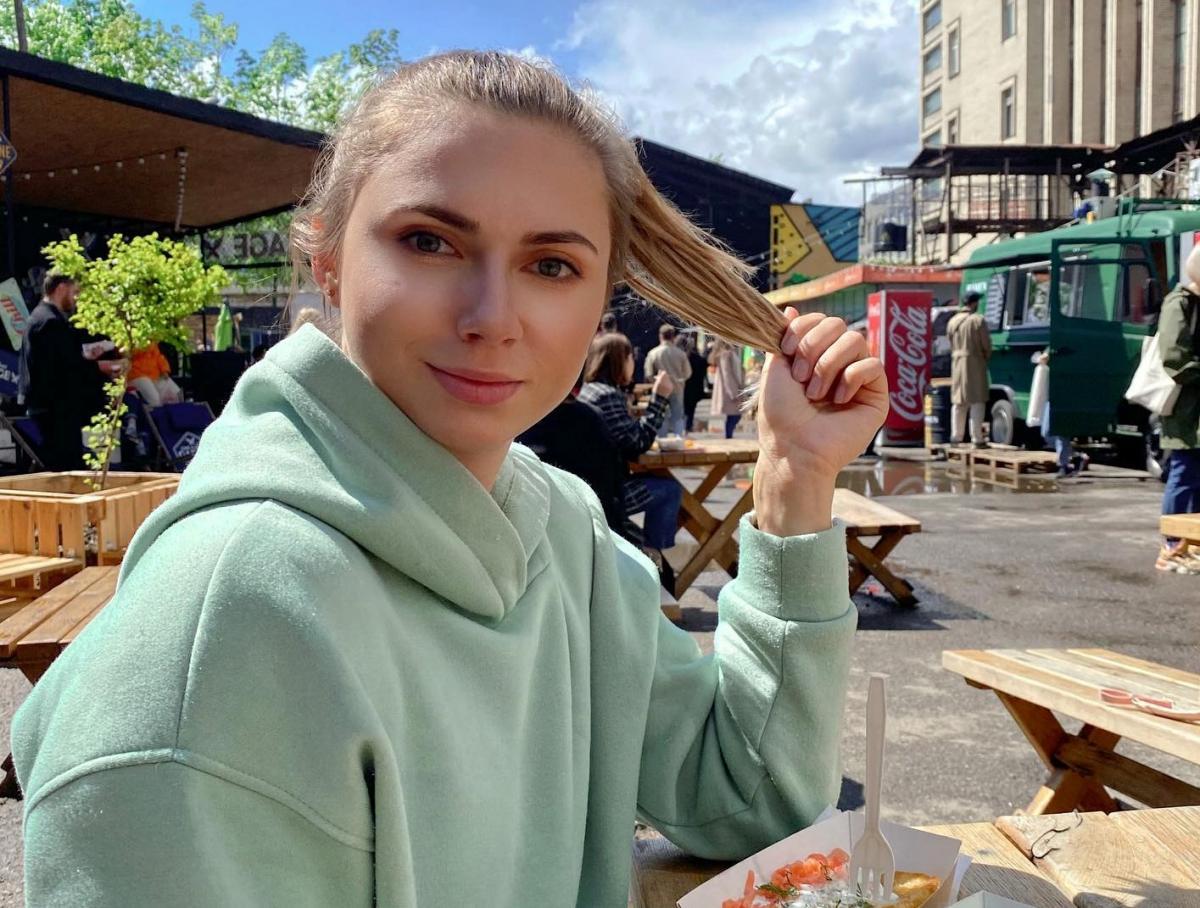 КристинуТимановскую заметили в посольстве Польши / facebook.com/kristi.timanovskaya