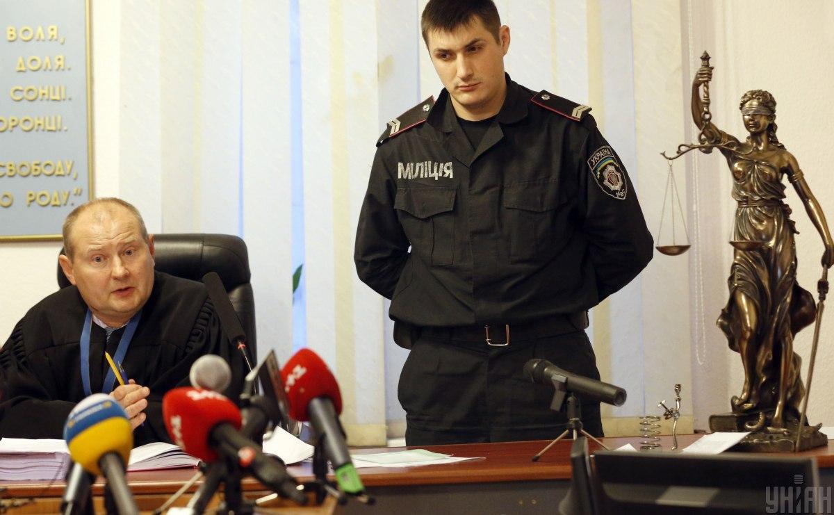 Чаусу загрожує арешт / фото УНІАН