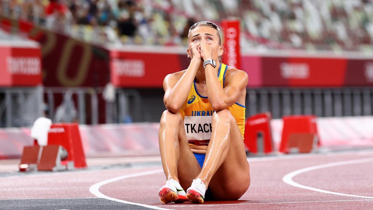 Виктория Ткачук / фото REUTERS