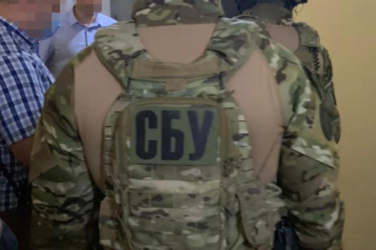 """Сотрудники СБУ обезвредили """"силовой центр"""" пророссийской организации, которой руководил нардеп / ssu.gov.ua"""