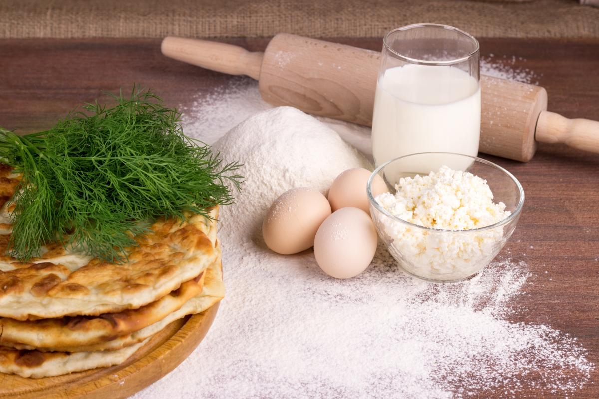 Несладкое блюдо из творога / depositphotos.com