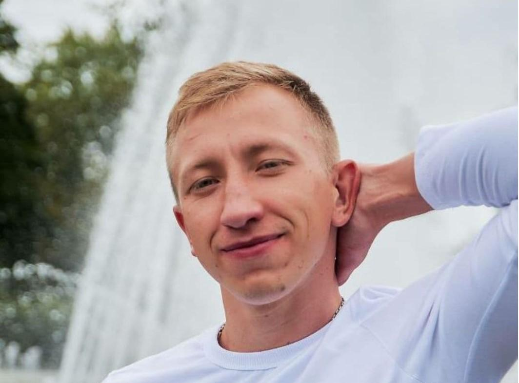 Віталій Шишов зник у Києві /фото / t.me/beldomua