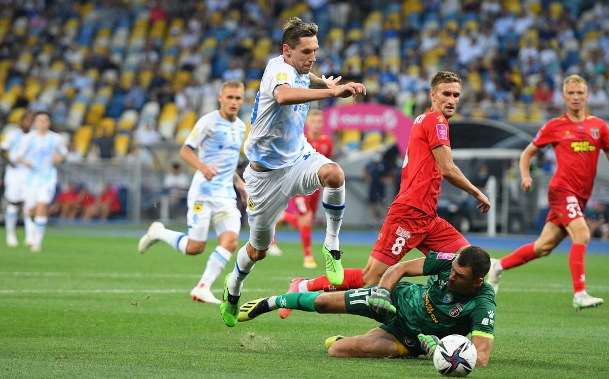 Динамо провело перший матч у сезоні / фото Динамо Київ