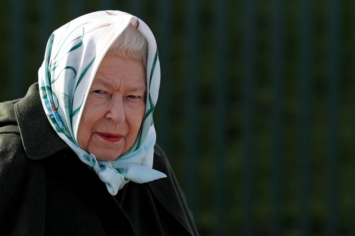 Туристы поинтересовались, встречала ли Елизавета когда-нибудь королеву / фото REUTERS