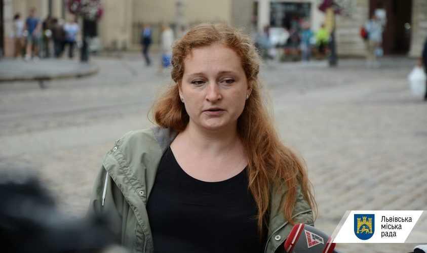 Олександра Сладкова розповіла про деталі трагедії / фото Львівська міськрада