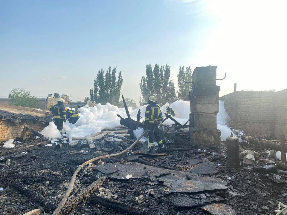 Людей эвакуировали из 34 квартир/ фото - Facebook Володимира Буряка