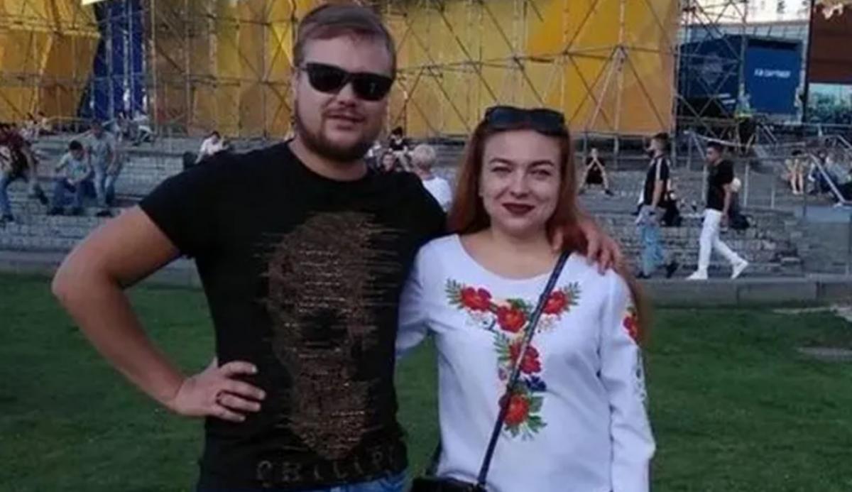 Ольга Калініна з чоловіком / фото obozrevatel.com