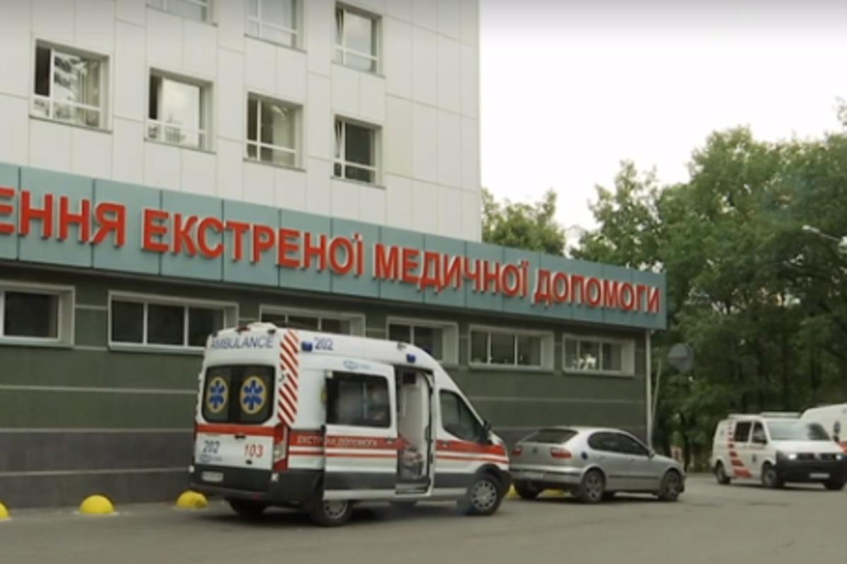 В больнице Харькова умер один из подростков, которых сбил пьяный водитель / Скриншот с видео tsn.ua