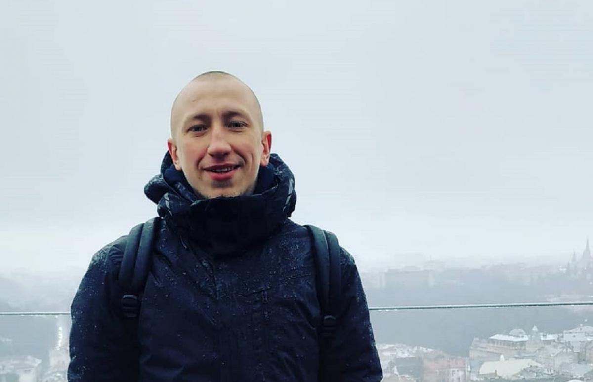 В Киеве нашли мертвым Виталия Шишова / фото instagram.com/vvshishov