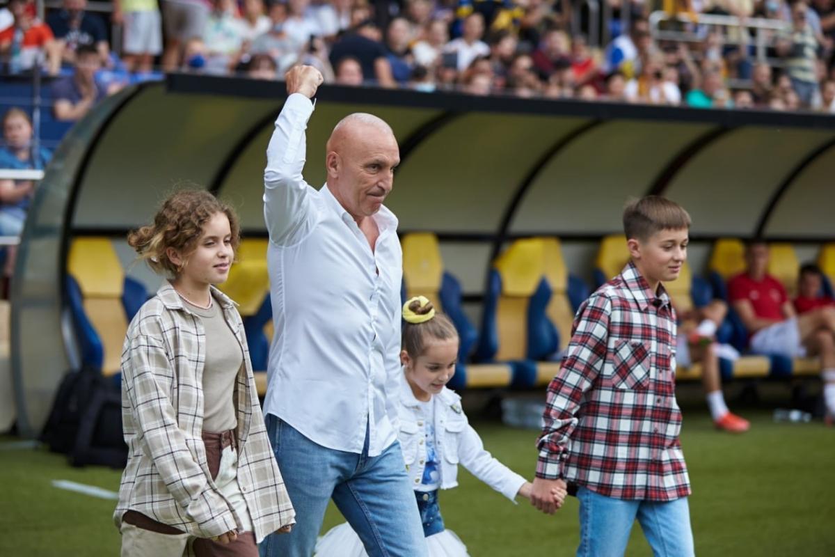 Олександр Ярославський розповів про підготовку Харкова до заявки на проведення Суперкубка УЄФА