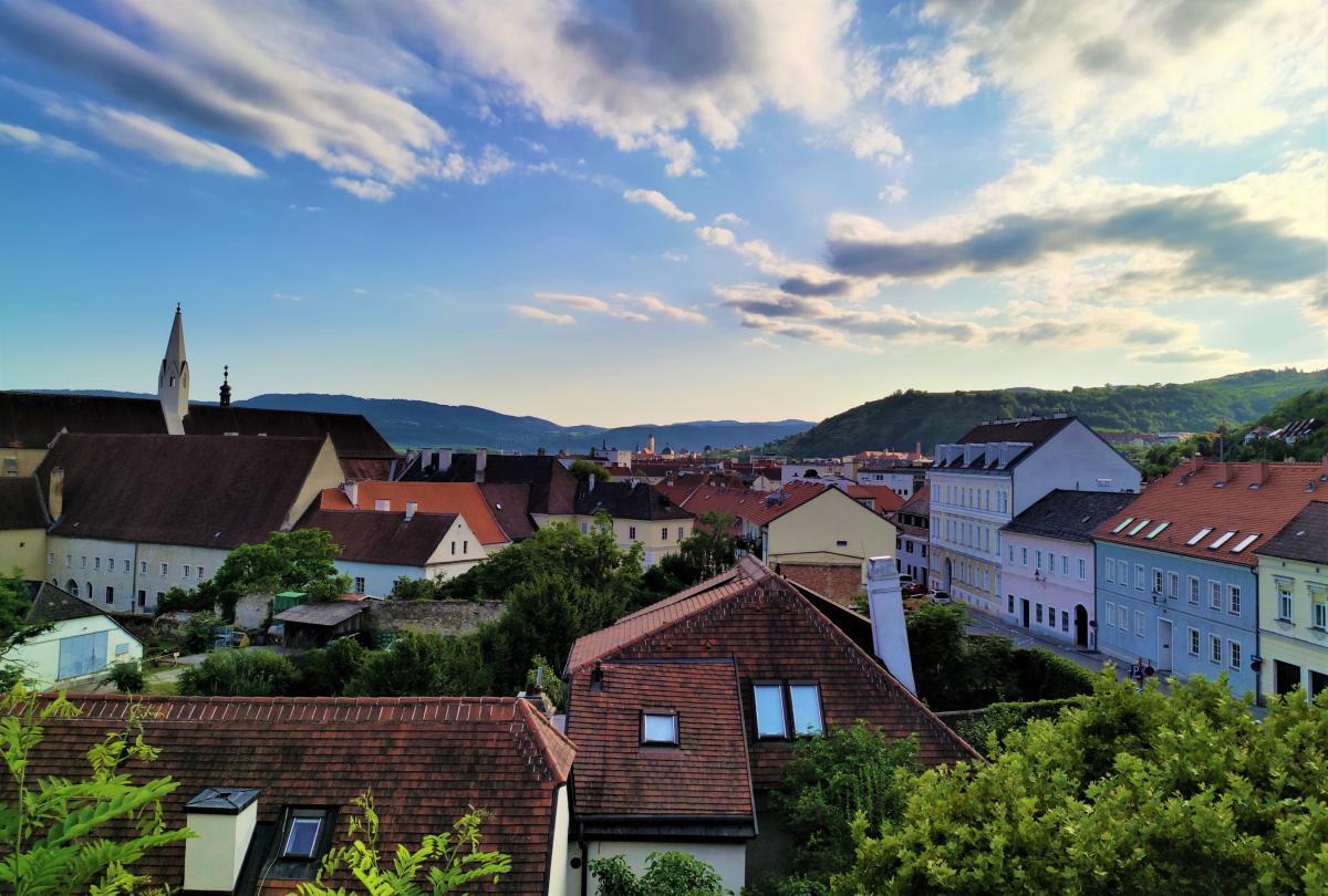 Місто Кремс-на-Дунаї в Нижній Австрії / фото Марина Григоренко