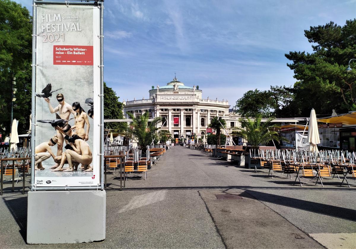 У Відні поступово відроджується культурне життя / фото Марина Григоренко
