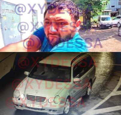 По предварительным сведениям, в Одессе иностранца убил киллер / Скриншот