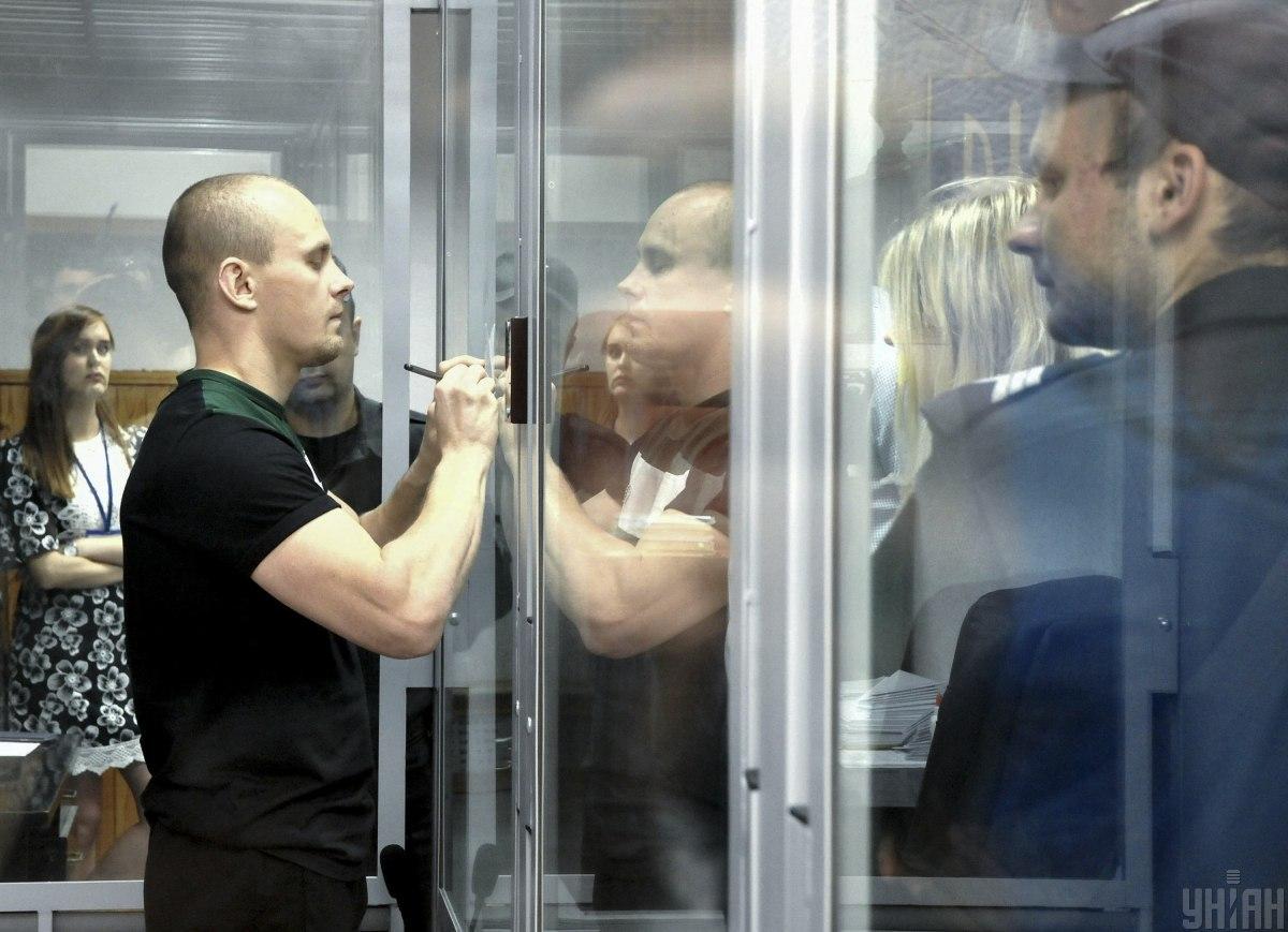 У липні Ширяєва затримали через неявку до суду у справі про рейдерство / Фото УНІАН, Андрій Марієнко