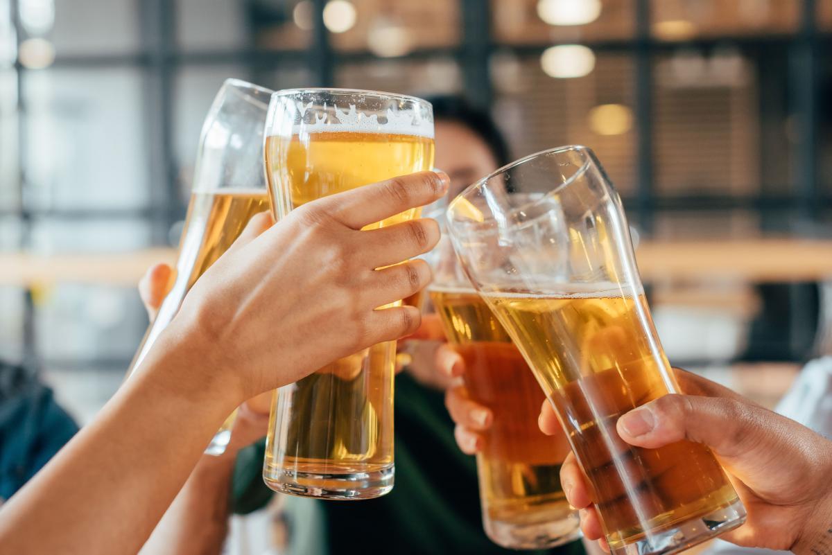 Пейте пиво осторожно / depositphotos.com