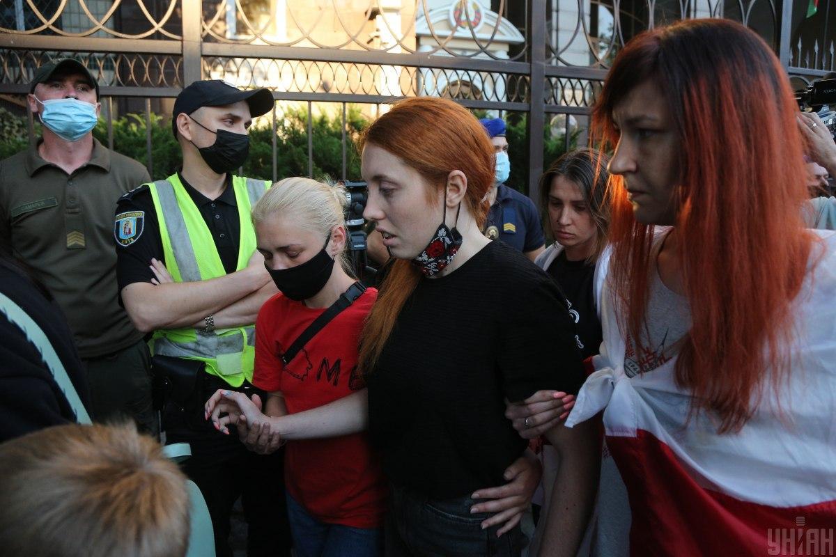 Тіло Шишова виявили повішеним у парку Києва 3 серпня / Фото УНІАН, Віктор Ковальчук