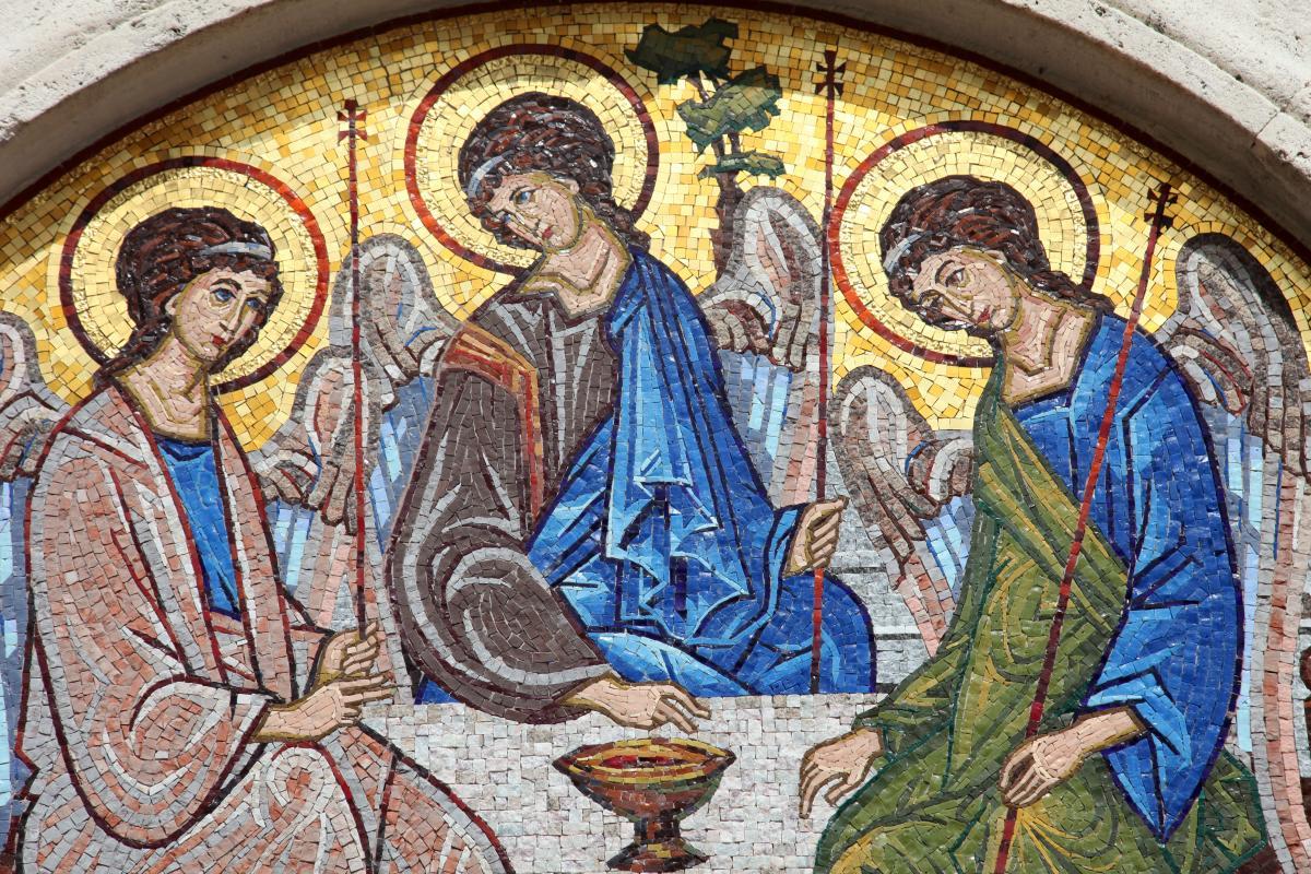 Апостолы Христа почтили день Святого Духа / depositphotos.com