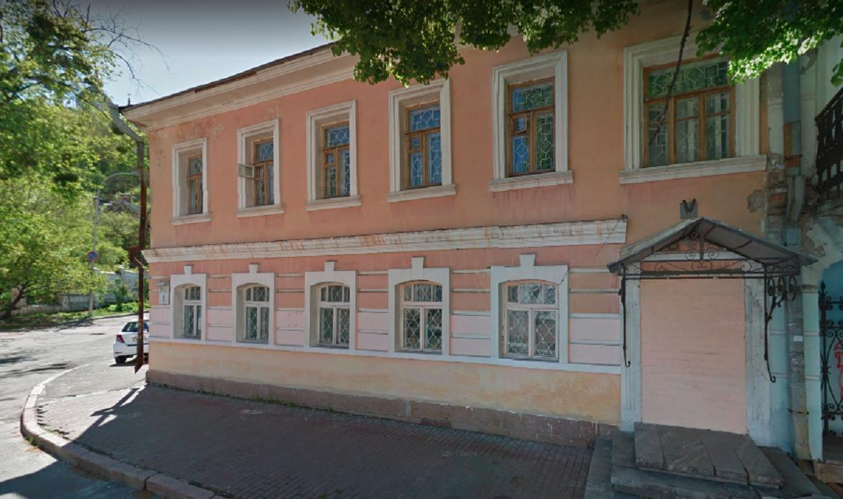 Чотири будинки у столиці отримали статус щойно виявленого об'єкта культурної спадщини / скріншот, Google Maps